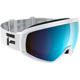 Flaxta Continuous Gafas, azul/blanco